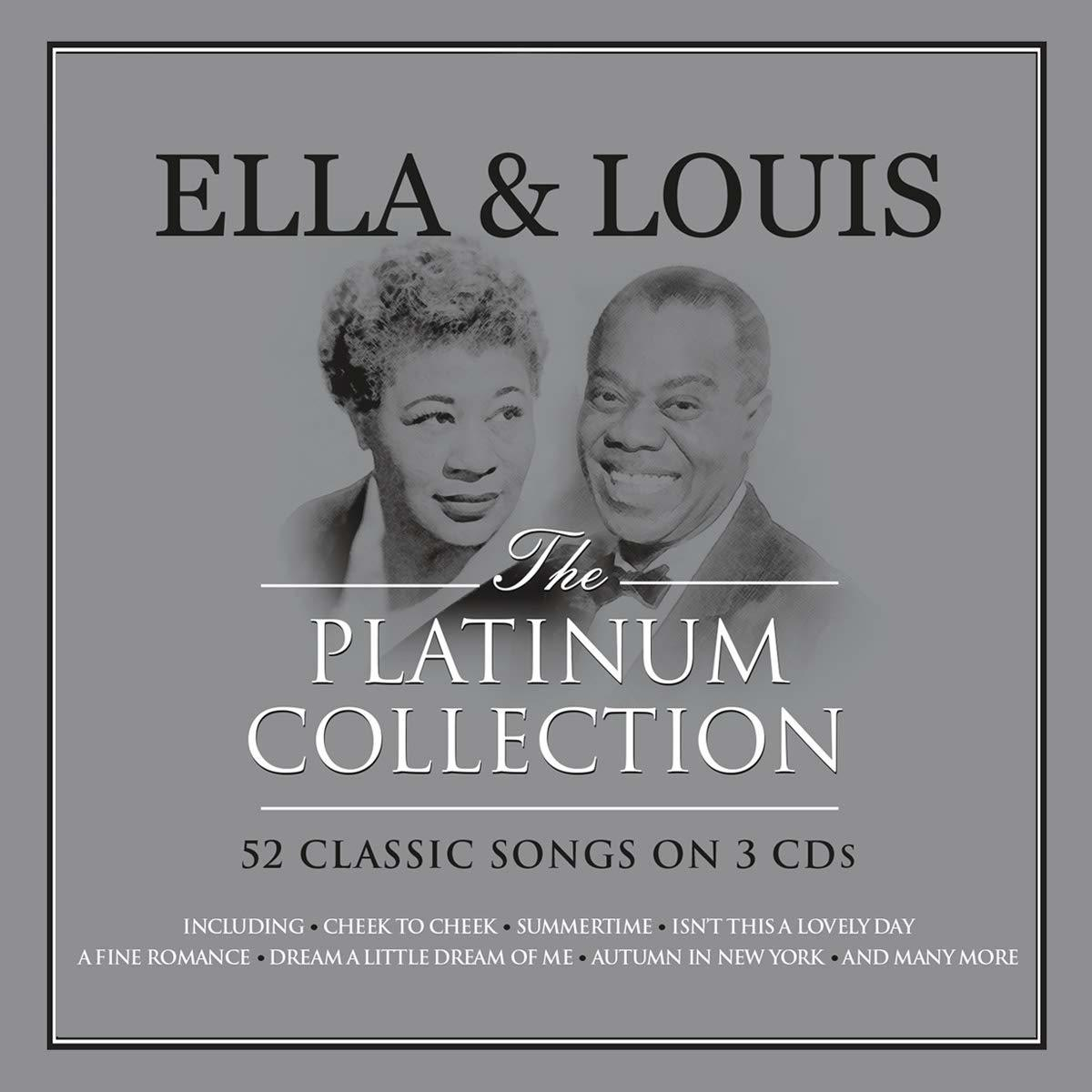 FITZGERALD, ELLA / ARMSTRONG, LOUIS: The Platinum Collection