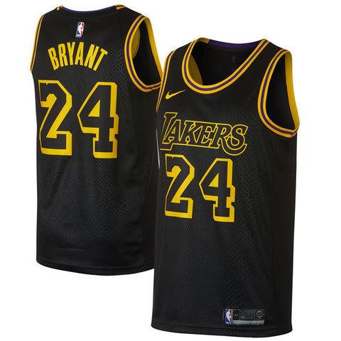 Баскетбольная майка NBA 'Lakers/Bryant 24'