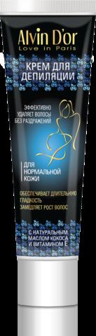 Alvin D`or  DPC-10B Крем для депиляции 150мл (для нормальной кожи)