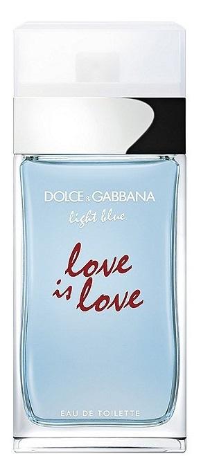 Dolce & Gabbana Light Blue Love is Love EDT