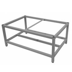 Подставка под хлебопекарную печь (крашенный металл)  GRILL MASTER 1220х820х850