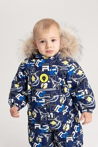 Зимний комбинезон Batik для мальчика