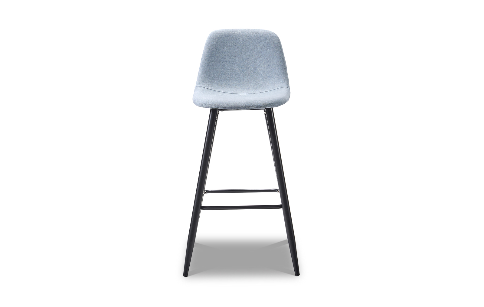 Барный стул ESF 350B голубой/черный