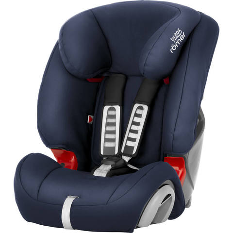 Автокресло Britax Roemer Evolva 1-2-3 Moonlight Blue