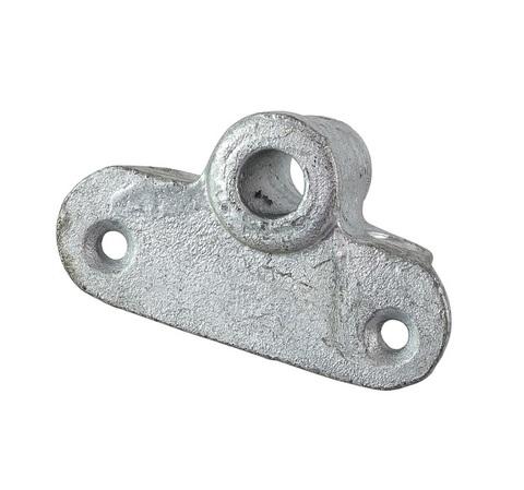 Подуключина наклонная, 89х44xØ13 мм, оцинк. сталь