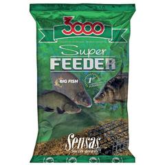 Прикормка Sensas 3000 Super FEEDER LAKE 1кг