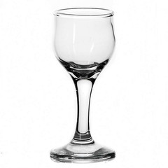Набор рюмок для водки Pasabahce Tulipe стекло 60 мл 6 штук в упаковке (артикул производителя 44164B)