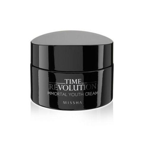 Missha Time Revolution Immortal Youth Cream омолаживающий питательный крем для лица