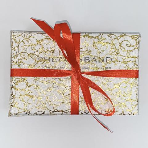 Подарочная тканевая обёртка из Органзы (есть мужские и женские цвета)