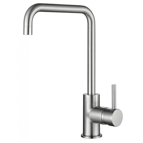 Смеситель KAISER Merkur 26844-5 для кухни (серебро)