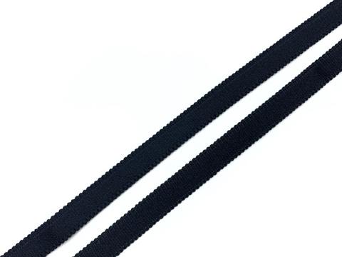 Резинка бретелечная черная 10 мм Lauma опт