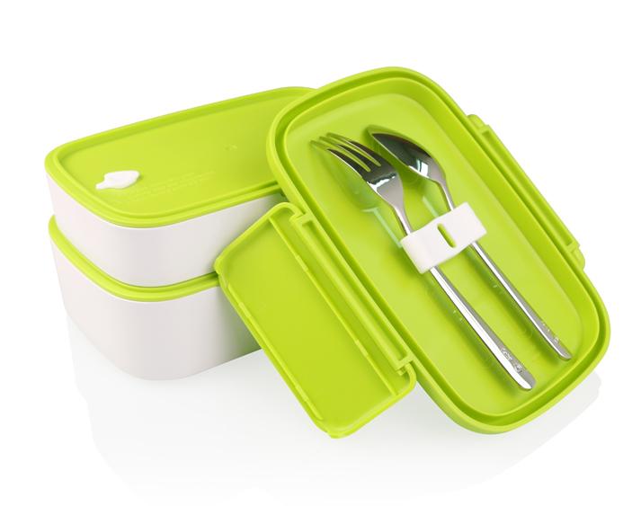 Ланч-бокс Magic lunch box зеленый