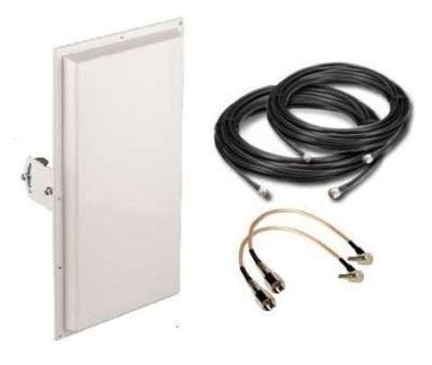 Комплект усиления LTE сигнала для модема LTE-SET-18дБ-MIMO дальняя Дача
