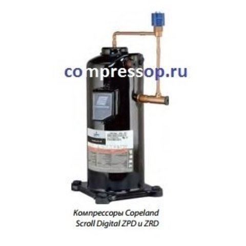 ZPD54KSE-PFZ-522 Copeland