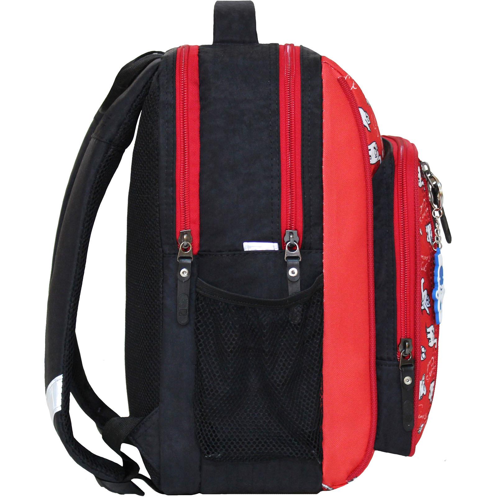 Рюкзак школьный Bagland Школьник 8 л. Черный 1к (0012870)