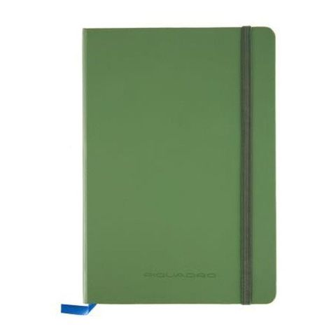 Тетрадь Piquadro AC4868RA/VE A6 линейка зеленый
