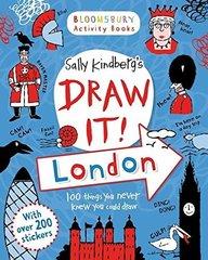 Draw it! London - Activity Book
