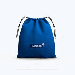 Meeple House.Uniq Bag 15 Blue