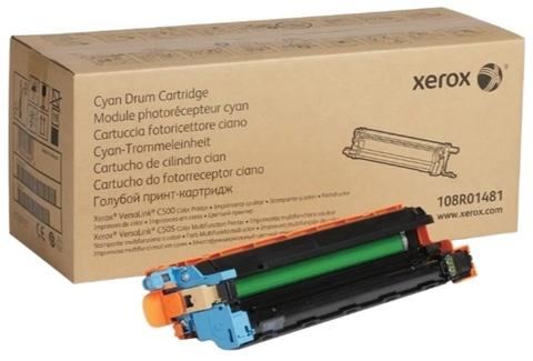 Фотобарабан Xerox 108R01481 голубой