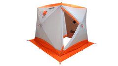 Зимняя палатка куб Пингвин Призма Brand двухслойная