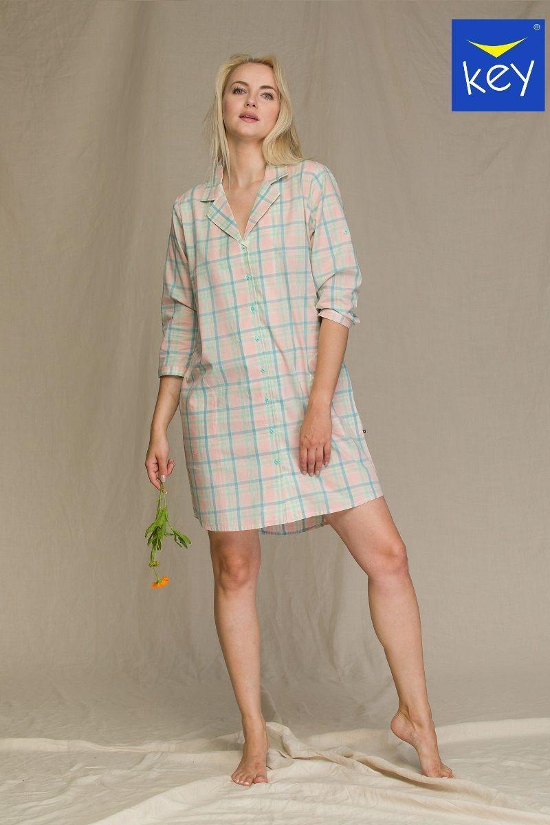Рубашка/Сорочка женская KEY LND 452 A21