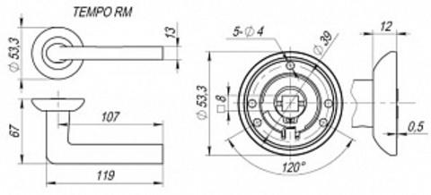 TEMPO RM AB/GP-7 Схема