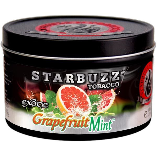 Табак для кальяна Starbuzz Grapefruit Mint 250 гр.