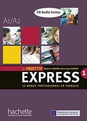 Objectif Express 1 Livre de l'eleve + CD **