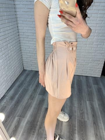 летние шорты на резинке оптом