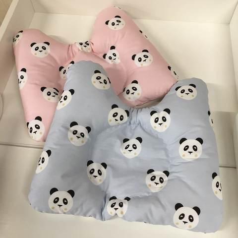 Подушка анатомическая для сна новорожденного