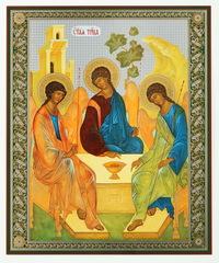 Троица Рублевская 3