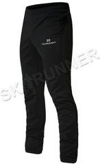 Детские лыжные разминочные брюки NordSki Jr. Base Black