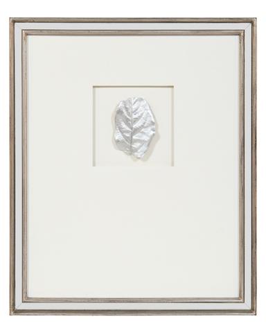 Silver Leaf Fragment II