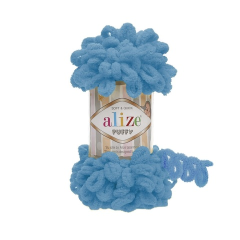 Пряжа Alize Puffy цвет 016