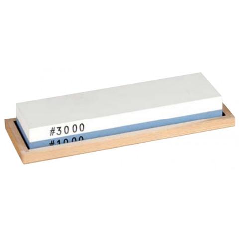 Двухсторонний брусок для заточки Flugel CSS Solingen 1000/3000