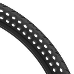 Покрышка велосипедная безвоздушная, безкамерная, антипрокольная 22×1.5