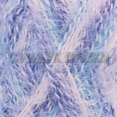 КАМТЕКС Хлопок травка 237 (разноцветный голубой)