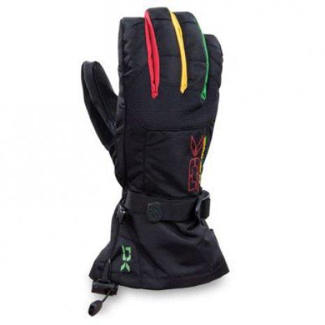Перчатки Перчатки Dakine Scout Glove Rasta 3tjk7x20a24.jpg