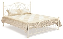 Кровать Элизабет 200x160 (Elizabeth) Античный белый