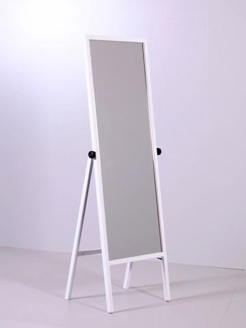УН-150-48 Зеркало напольное обувное (белое)