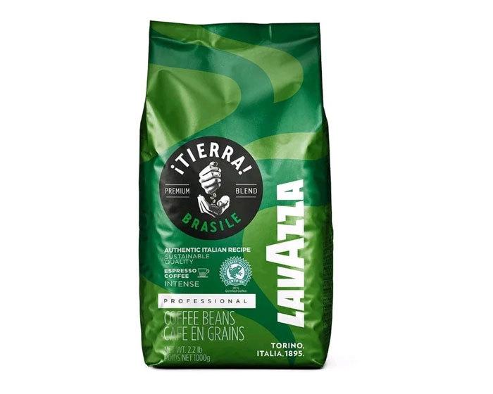 купить Кофе в зернах LavAzza Tierra Brasile, 1 кг