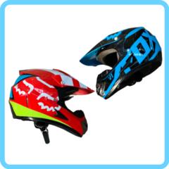 Шлем для квадроцикла (Размер XS)