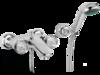 Смеситель для ванны/душа Migliore Axo Swarovski 602F