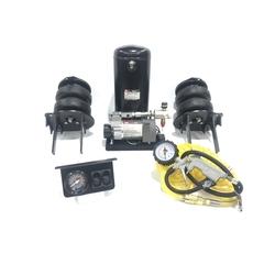 Toyota Hiace H200 пневмоподвеска задней оси + система управления 2 контура (ресивер)