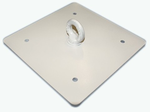 Кронштейн потолочный ( форма-квадрат) нагрузка до 150 кг :(нов):
