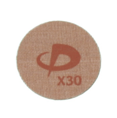 Пластырь PHITEN POWER TAPE DISC X30 500шт