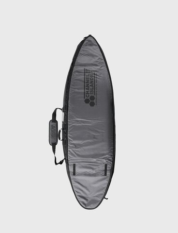 Channel Islands 6'3'' CX-2 Double Charcoal Hex