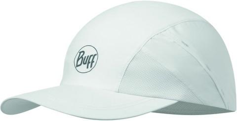 Спортивная кепка для бега Buff Pro Run Cap Solid White фото 1