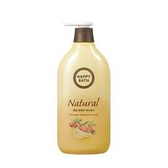 Гель для душа HAPPY BATH Natural Real Moisture Body Wash 500g