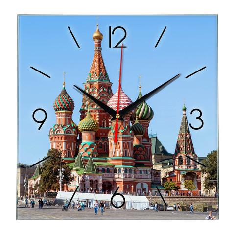 Сувенир настенные часы Москва 18 08